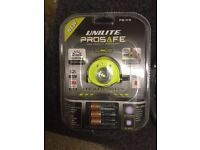 Unilite led head torch