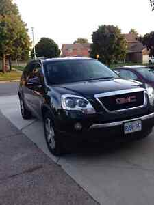 2011 GMC Acadia SLT Fully Loaded *Factory Remote Start & Nav/DVD Cambridge Kitchener Area image 1