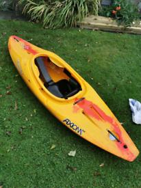 Kayak dagger. Axiom 6.9
