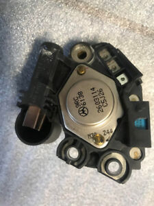 BMW VOLTAGE REGULATOR NEW ORIGINAL X5 12317543917
