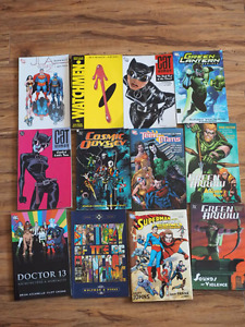 DC Graphic Novels - $5 Each