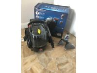 BISSELL SPOTCLEAN PRO PORTABLE CARPET CLEANER AS NEW