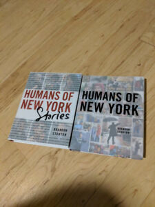 Humans of New York Books