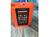 New Amazon fire