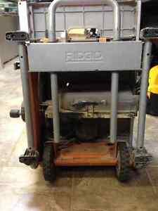 Ridgid 10-inch Portable Jobsite Table Saw Kingston Kingston Area image 5