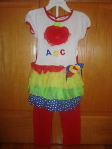 2pc outfit (5T)