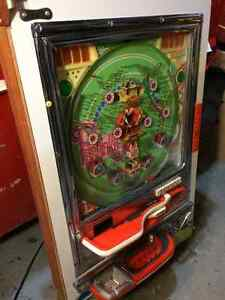 PACHINKO CHINESE PINBALL MACHINE MAN CAVE SLOT MIZUHO MACHINE Edmonton Edmonton Area image 6