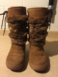 Women's Sally Warm Winter Boots Size 7.5 London Ontario image 5