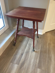 Accent Table with Claw Feet...Reduced
