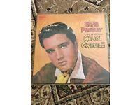 9 Elvis Presley LPs