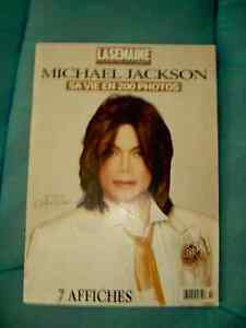 MICHAEL JACKSON / Quebec / The Age of Innoncence West Island Greater Montréal image 1