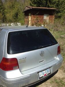 2001 VW Golf TDI (Parts Only)