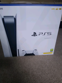 Brand new Sony Playstation 5 disc edition. with reciept