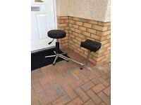 Reflexology stool