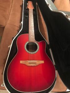 Ovation 12 String Guitar