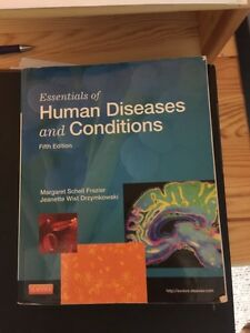 Essentials of Human Diseases and Conditions Peterborough Peterborough Area image 1
