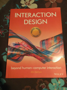Livre Interaction Design