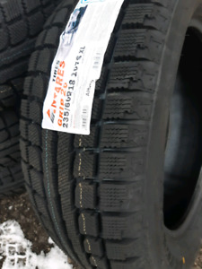 NEW 235/60/R18 WINTER TIRES
