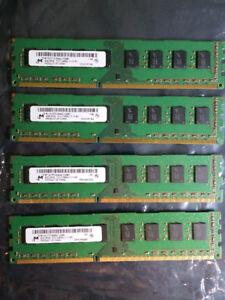 16gb of 1600 Desktop Memory DDR3 Ram