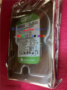 Brand new WD 500GB SATA HD, 32MB Cache