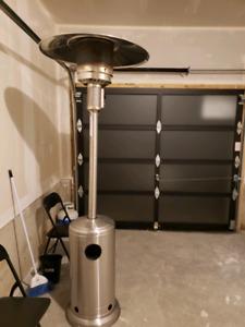 Patio heater (propane)