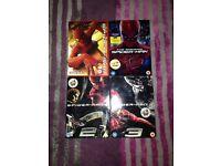 Spider-Man DVD bundle