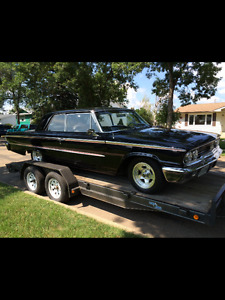 1963 ford galaxie 352 motor ,automatic