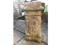 Victorian chimney pot, garden planter etc
