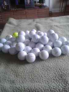 4 dozen titliest used golf balls in aaa/aa condition with pro v1