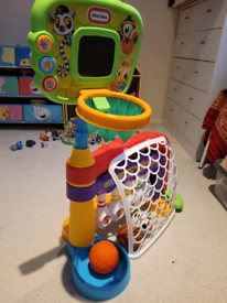 Little tikes Kids Sports Activity Centre 3 in 1