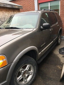 SOLD 2002 Ford Explorer SUV, Reduced $350 firm
