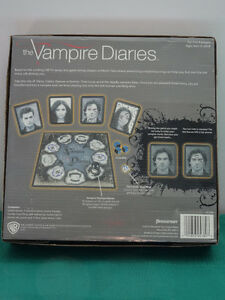 Identity the Board Game OR Vampire Diaries Cornwall Ontario image 4