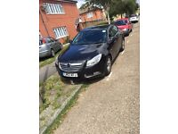VAUXHALL INSIGNIA 2012 AUTOMATIC DIESEL PCO READY FOR WORK
