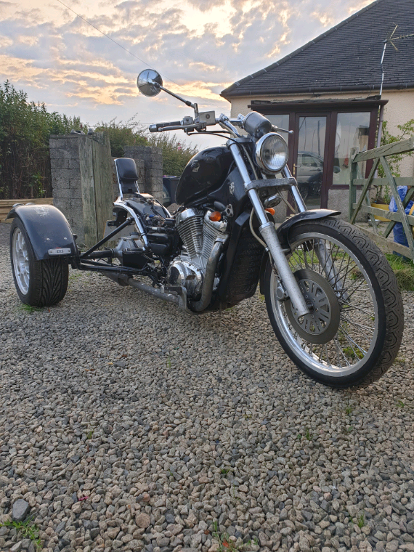 Suzuki intruder 800 Trike | in Kilmarnock, East Ayrshire | Gumtree