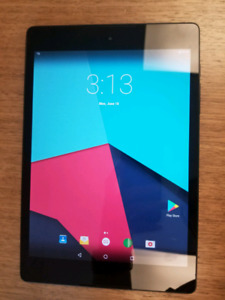 Nexus 9 16gb Android tablet