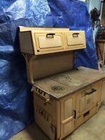McClary antique wood stove