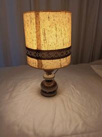 Beautiful 1950s German ceramic lamp