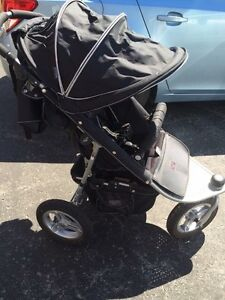 Valco stroller with jump seat