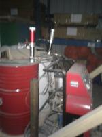 Sprayfoam insulation machine