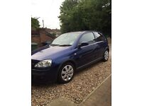 2005 Vauxhall Corsa 1.2 Twinport FOR SALE!!!!! Great starter car