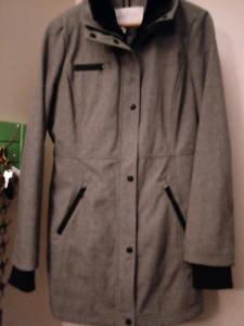 Jessica Simpson long winter jacket