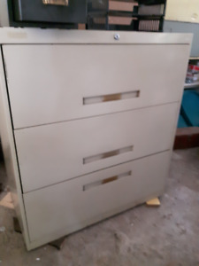 Office lateral filing cabinet