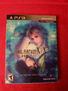 Final Fantasy X - X2 PS3 Limited Edition