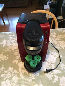 K-CUP COFFEE MAKER - CALL ONLY, NO EMAILS