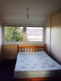 Spacious DOUBLE Room near Old Kent Road and park, SE15 ( for one person)
