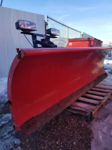 9ft hydraulic plow with mounts for 2006 ram