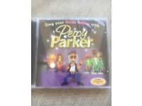 Brand new! Sing your times tables with Percy Parker CD