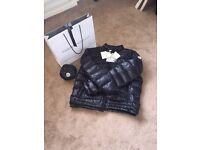 100% authentic moncler down jacket
