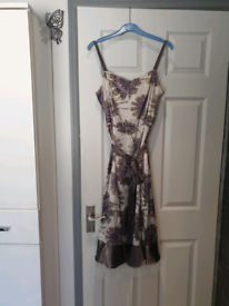 Strappy Summer party dress