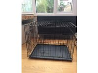 "36"" large dog crate"